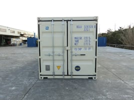 20' new cargo containers - storage container