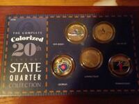 colored coins Harpers Ferry, 25425