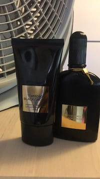 Black orchid perfume and Lotion  Hamden, 06514