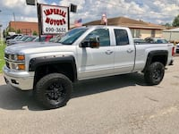 Chevrolet Silverado 1500 2015 Virginia Beach