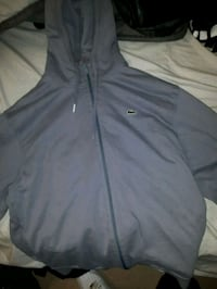 Lacoste zip up sweater  Mississauga, L4X 1L5