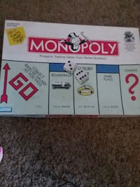 Board game, MONOPOLY