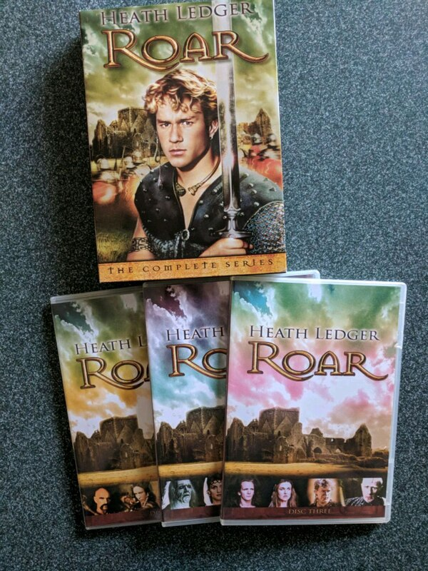 Roar Complete Series Collection