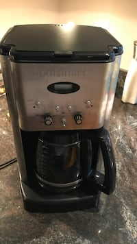 Cuisinart coffee maker North Vancouver, V7J 1R1
