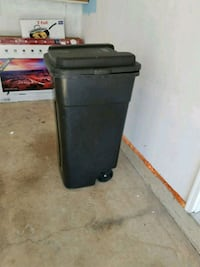 Garbage can 7 km
