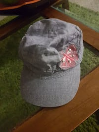 gray and pink butterfly printed baseball cap Calgary, T2X