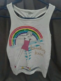 Miscellaneous size 7-8 girls tank tops Oak Lawn, 60455
