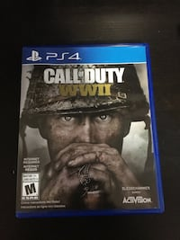 Call of duty advanced warfare ps4 game case Milton, L9T 6G6