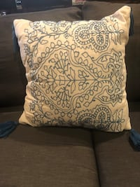 Decorative pillow Boston, 02135