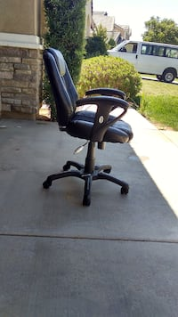 Height Adjustable Low Back Chair Beaumont
