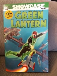 Green Lantern DC Comics over 500 pages Whitchurch-Stouffville, L4A 0J5