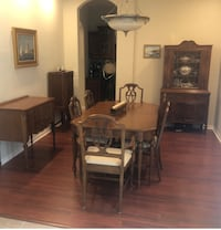Dining Room Set Antique  Tampa, 33647