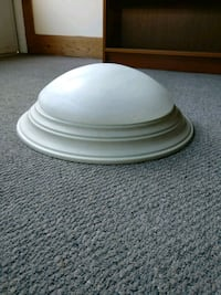 17 inch Dome Ceiling Light Ellicott City, 21042