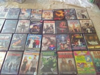 assorted DVD movie case lot Evansville, 47712