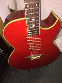 acoustic / electric guitar Anchorage, 99504