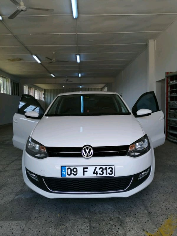 2013 Volkswagen Polo 1.4 85 HP CHROME EDITION 8