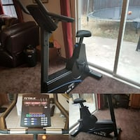 STATIONARY BIKE PRICE NEGOTIONABLE Santa Fe, 87507