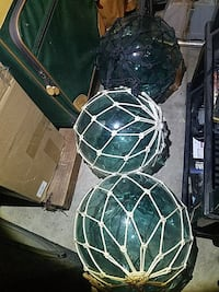 Glass ocean buoys Grosse Pointe, 48236