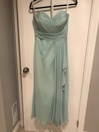 Blue Mint Levkoff strapless bridesmaids dress  Barrie, L4M 2A2