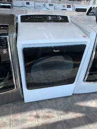Whirlpool 8.8 cu ft gas dryer with sensor drying  Dearborn