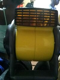 black and yellow plastic chair Chattanooga, 37407