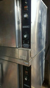 gray stainless steel French-door refrigerator Fresno, 93703