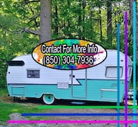 19'Completely Restored shasta camper With Title
