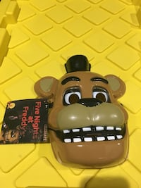 Freddy Fazbear Mask Five Nights at Freddy's Culver City, 90066