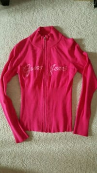 Guess zip-up sweater Winnipeg, R2G 0X8