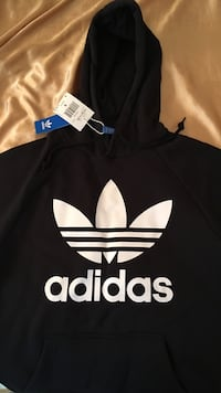 Brand new adidas hoodie tags still on size small