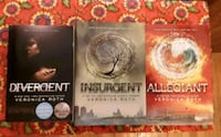 The Divergent book trilogy Citrus Heights, 95621