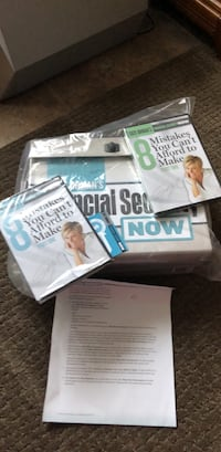 Suze Orman Financial Security Omro, 54963
