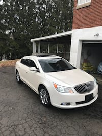 2013 Buick LaCrosse Leather AWD