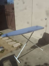blue and white ironing board Ventura, 93003