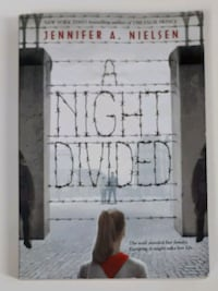 A Night Divided by Jennifer A. Nielsen Barrie, L4N 7L8