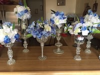 Handmade flower arrangements for wedding or any occasion. Columbia, 21044
