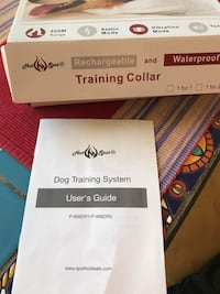 Dog training collar Ashburn, 20147