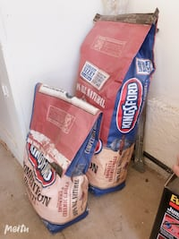 2 bags of Kingsford competition briquette charcoal