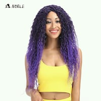Synthetic wig Bra, 12042