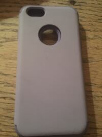 Purple and white silicone iPhone 6 case  Philadelphia, 19130