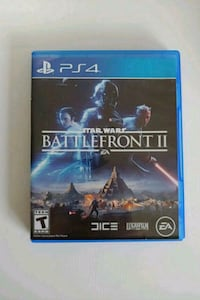 Star Wars Battlefront II for Playstation 4, PS4 2 Mount Prospect, 60056