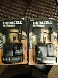 two Duracell 8-piece kit packs Porterville, 93257