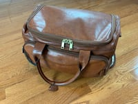 Original Genuine leather luggage bag Severna Park, 21146