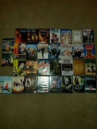 Assorted DVDs and box sets in perfect condition  Medford, 97501