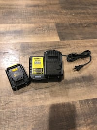 Dewalt 20v batteries and charger