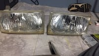 Left and right headlights for 2004 XTL 250 Mount Airy, 21771
