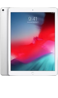 12.9-in iPad Pro / Silver / 64GB / WiFi + Cellular - LIKE NEW!! 25 mi