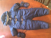 Snowsuit 6-9m Loyalist, K0H 1G0
