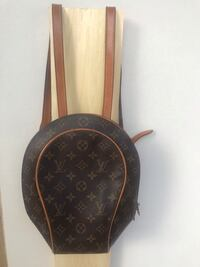 Brown and black louis vuitton monogram leather backpack Miami, 33183