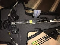 Black and gray compound cross bow Edgewood, 21040